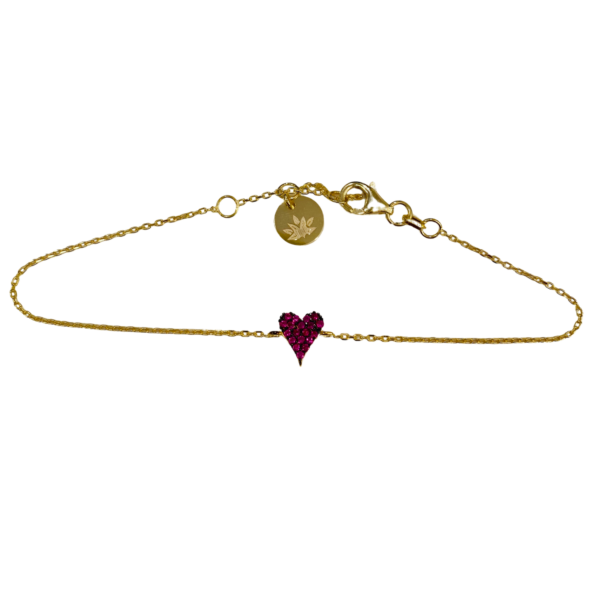 BROOKLYN HEART BRACELET