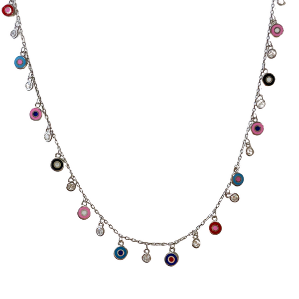 THIRD EYE KISSES NECKLACE
