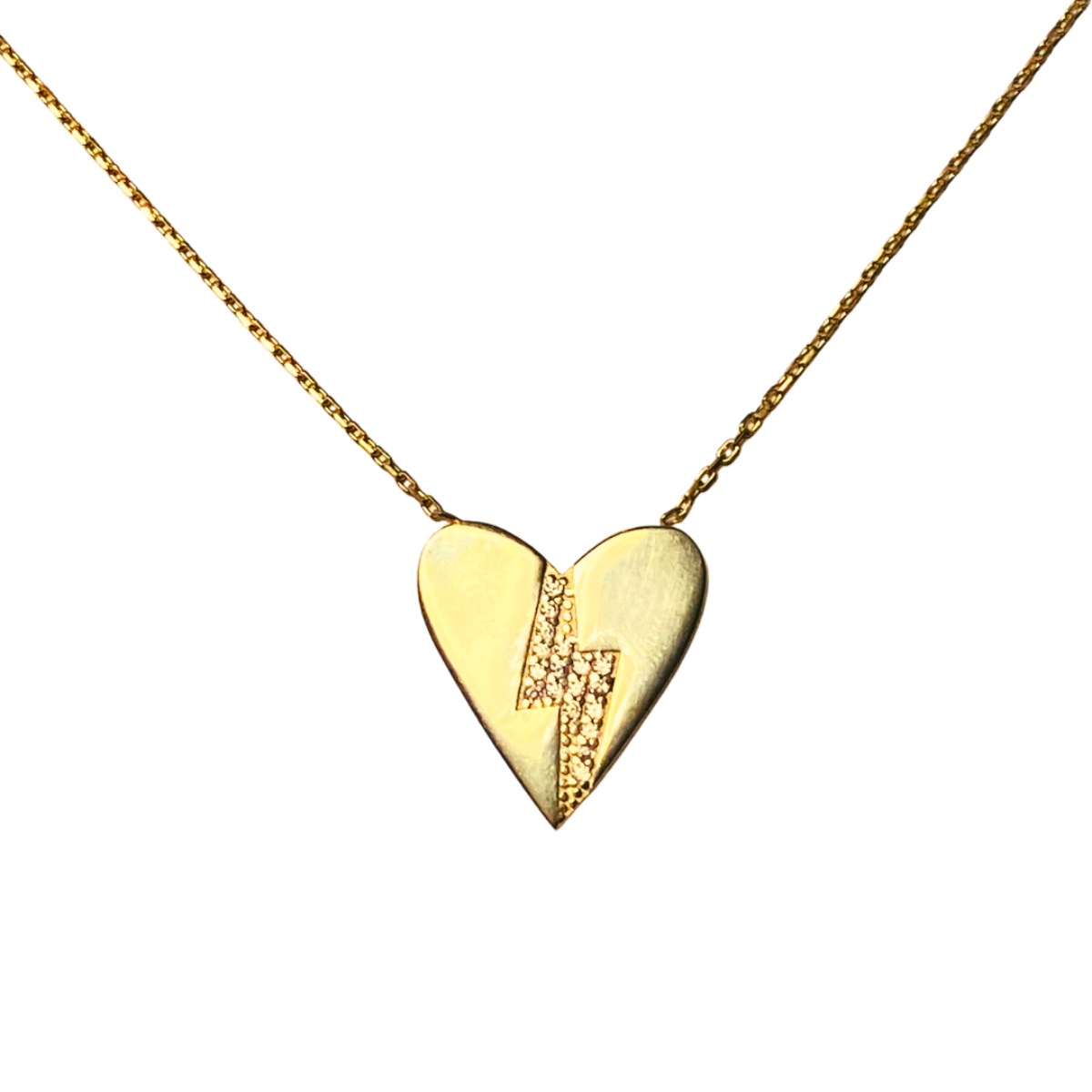 LOVE STRIKES NECKLACE