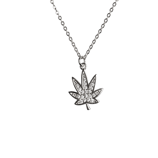 HEMP CHARM NECKLACE