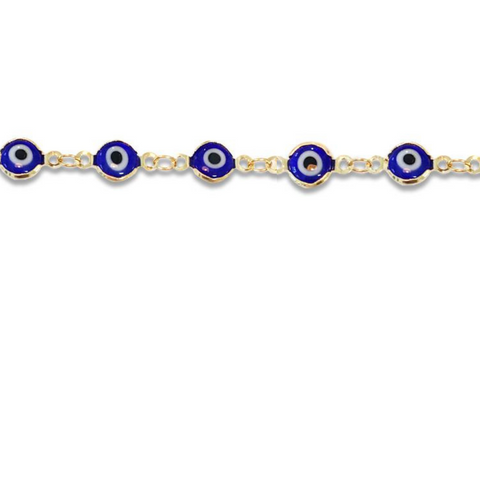 THIRD EYE TENNIS BRACELET
