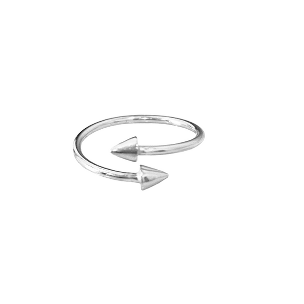 TRUE NORTH WRAP RING