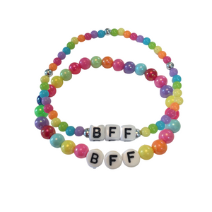 BFF BUBBLE BRACELETS (Pair of 2)