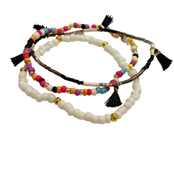 GIGI STRETCH BRACELT TRIO