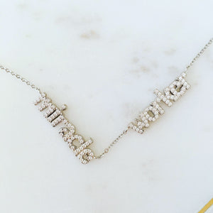 MIRACLE WORKER NECKLACE