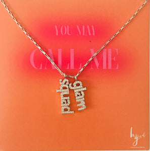 GLAM SQUAD CHARMS NECKLACE