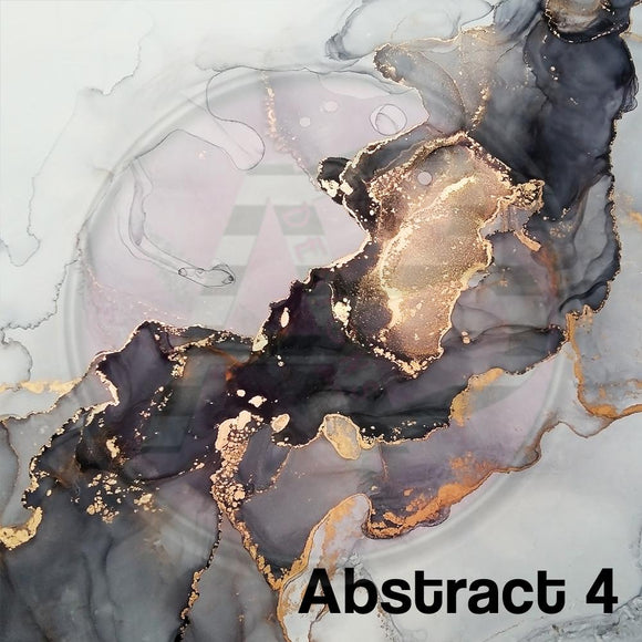 Adhesive Patterned Vinyl - Abstract 4