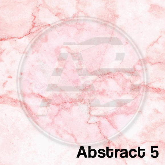 Adhesive Patterned Vinyl - Abstract 5