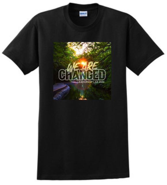 We are Changed Full Color Theme Shirt