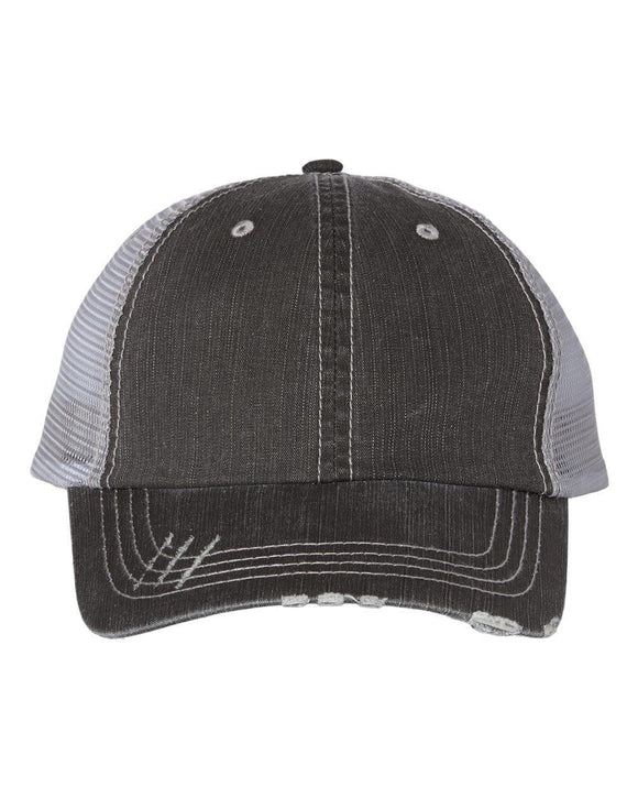 Custom Scratch Hat