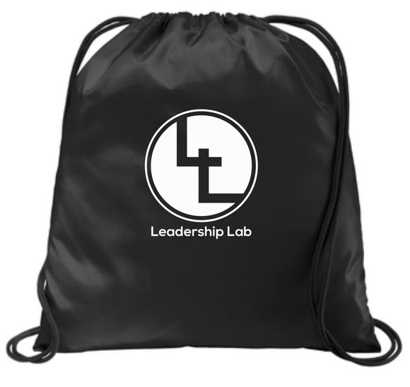 Leadership Lab Drawstring Bag