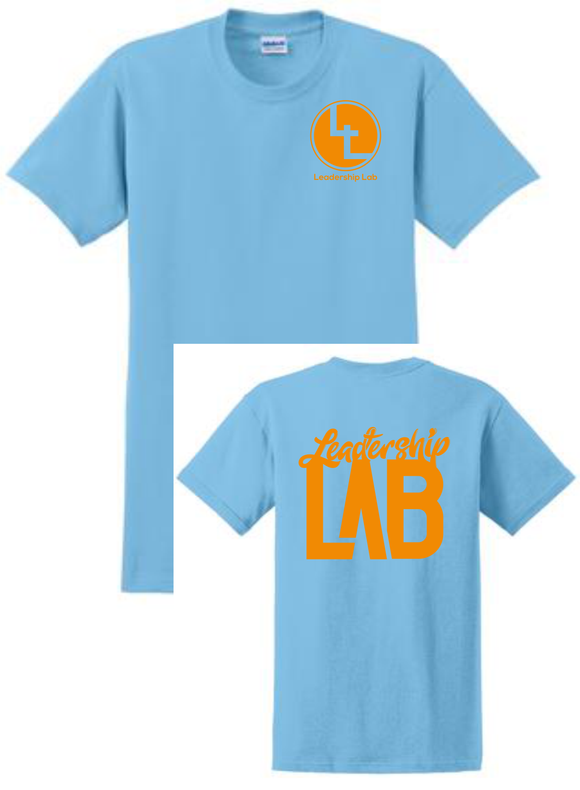 Leadership Lab Light Blue Shirt
