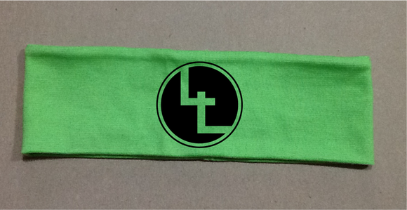 Leadership Lab Lime Green Headband