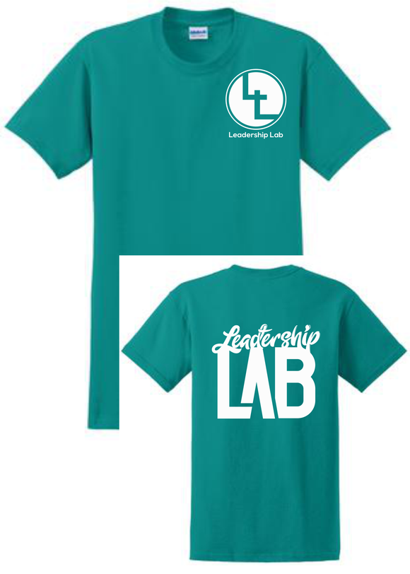 Leadership Lab Teal Shirt