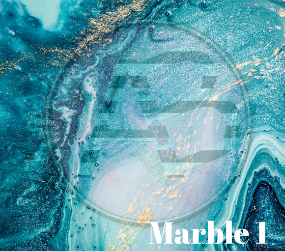 Adhesive Patterned Vinyl - Marble 1