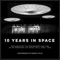 10 Years In SPACE