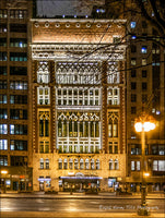 Chicago Athletic Association Building - LIMITED EDITION