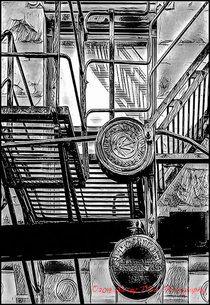 Chicago Fire Escape