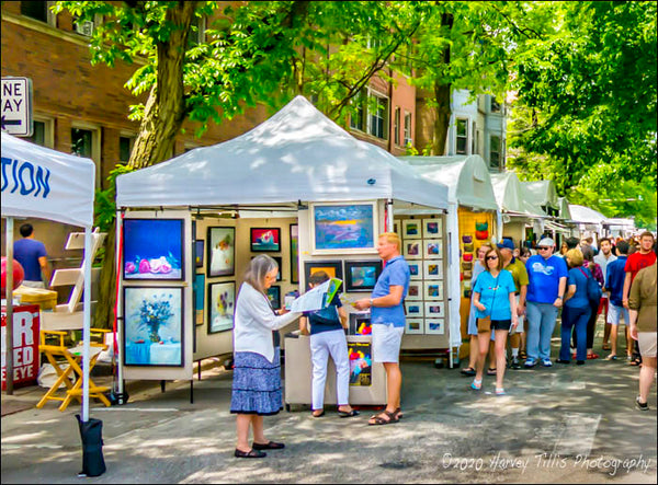First Summer Art Fair