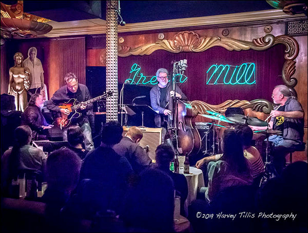 John Moulder Quartet Performs at Green Mill in Chicago, 5/3/19