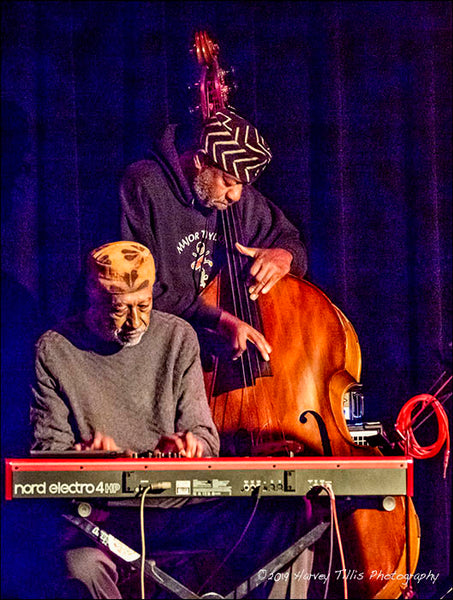 Kirk Brown & Yosef Ben Israel Perform at HPJS, 12/1/19