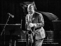 Victor Goines Performs at The Promontory for HPJS, 11/17/19