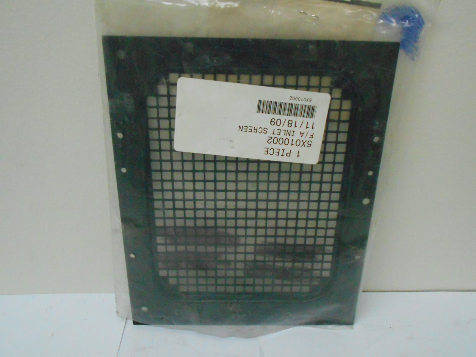 HEATER INLET SCREEN - 5X010002