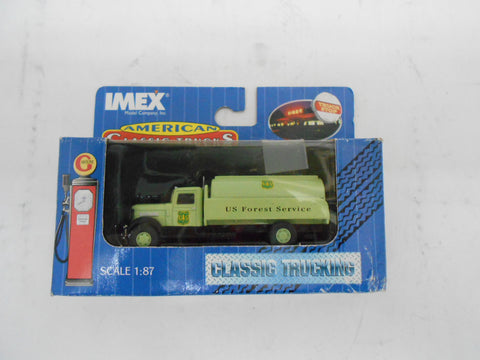 1:87 US FOREST SERVICE TRUCK