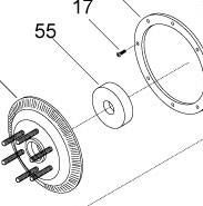 FAN CLUTCH KIT - 995047H0R