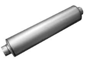 CATALYTIC MUFFLER - M101282