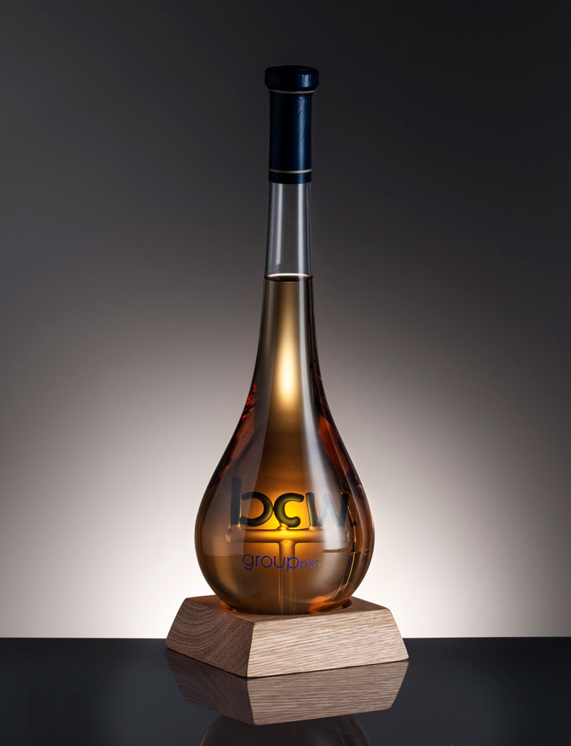 Custom Corporate Whisky Decanters