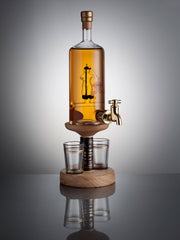 Fisherman Whisky Decanter With Tap