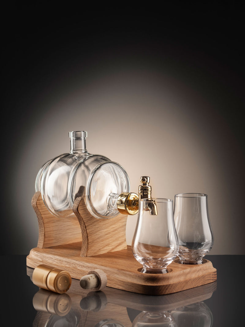 30th Birthday Present Whisky Decanter