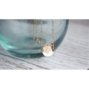 HALONA COIN NECKLACE