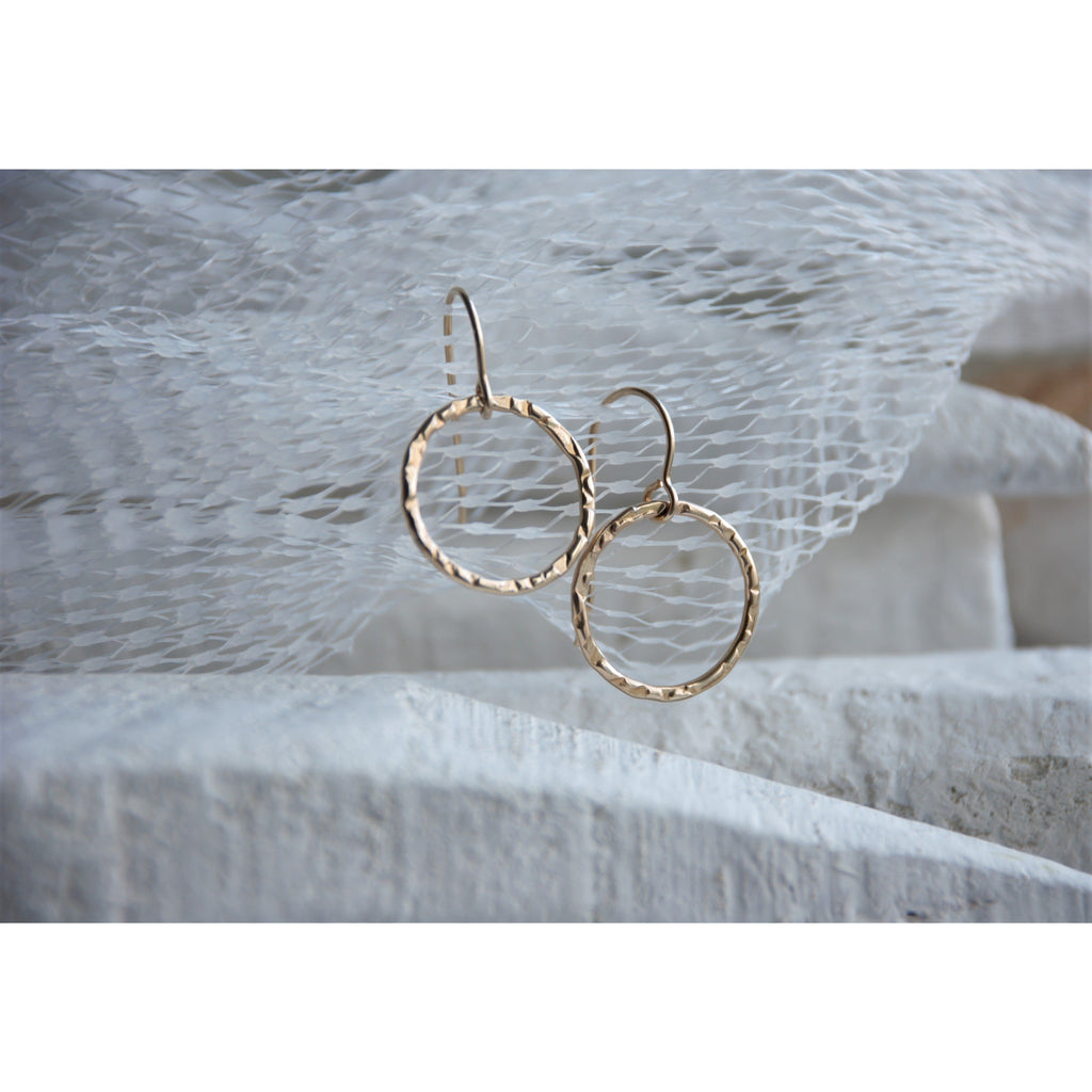 HIDDEN HOOP EARRINGS