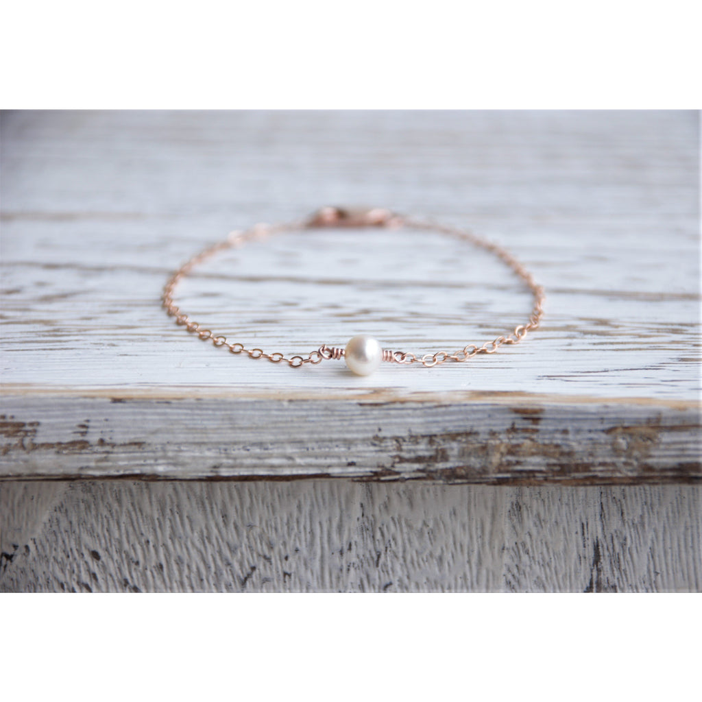 SUNSET PEARL BRACELET