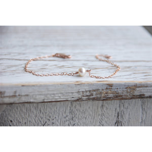SUNSET BEACH PEARL BRACELET