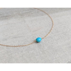 KAIONA BEACH TURQUOISE NECKLACE