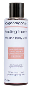Healing Touch Eczema & Psoriasis Face Wash 150ml