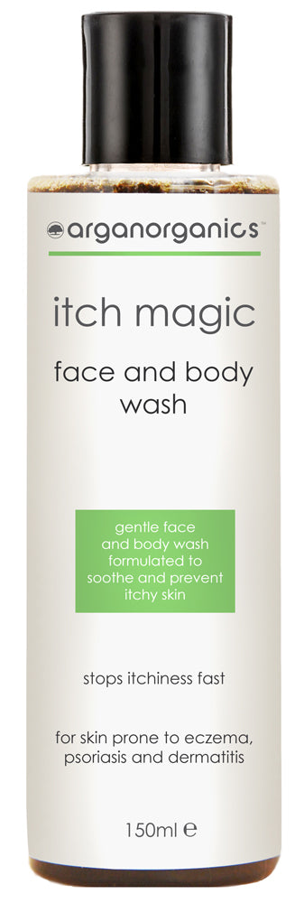 Itch Magic Face and Body Wash 150ml