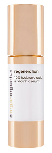 Regeneration Hyaluronic Acid Anti Wrinkle Serum + Vitamin C - 30ml