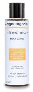 Rosacea Anti-Redness + Face Wash 150ml