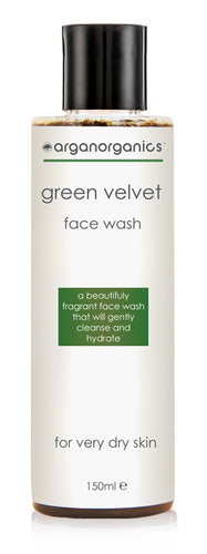 Green Velvet Face Wash 150ml