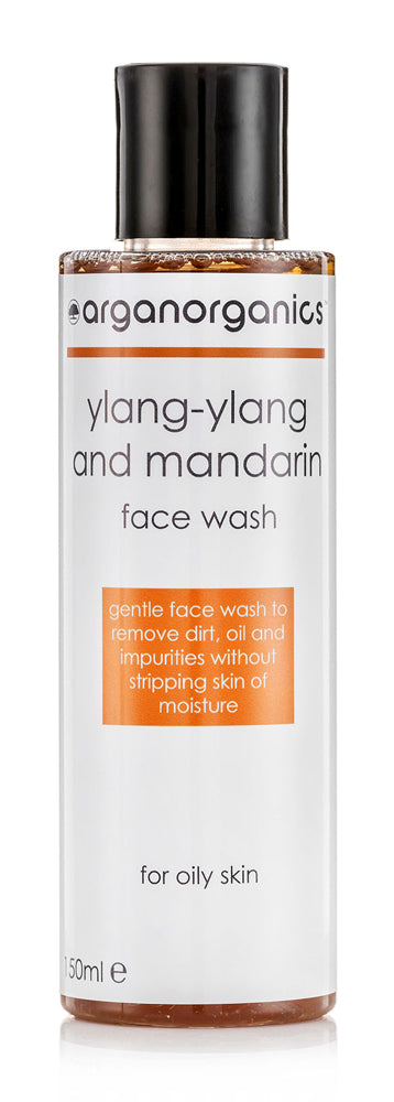 Ylang-Ylang & Mandarin Face Wash 150ml