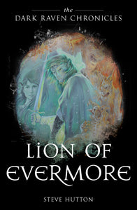 Lion of Evermore - by Steve Hutton