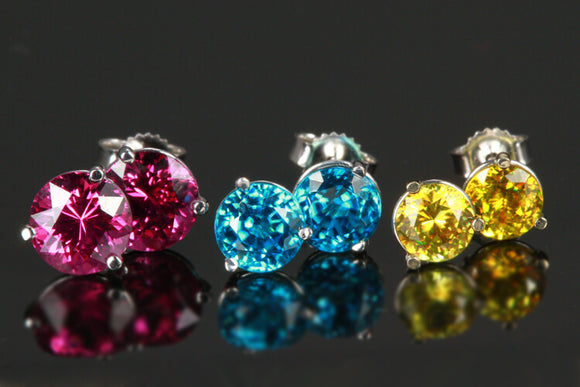 Custom Jewelry Store, Colored Gemstone Engagement & Gems