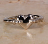 White Gold Promise Ring Designed By Christopher Michael