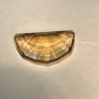 Faceted Shield Welo Opal Gemstone 12.50 Carats
