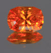Antique Cushion Orange Spessartite Garnet 2.12 Carats