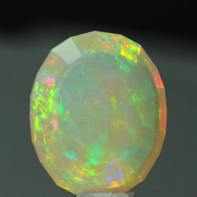 Welo Ethopian Faceted Opal 11.67 ct